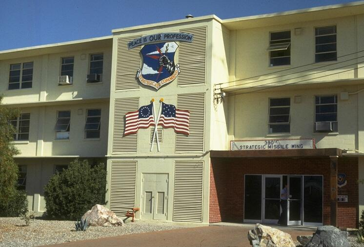 390th SMW HQ